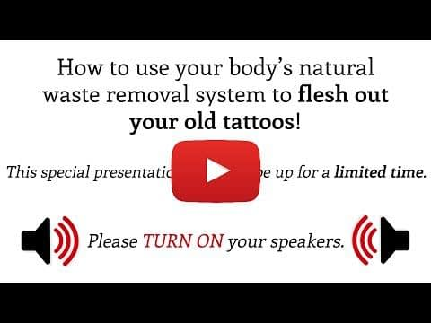 The Laserless Tattoo Removal Guide Reviews